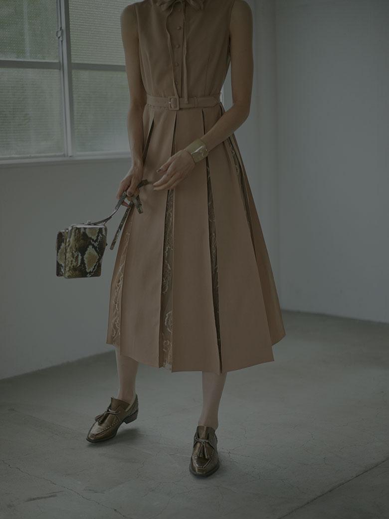 LADY ALTERNATELY DRESS