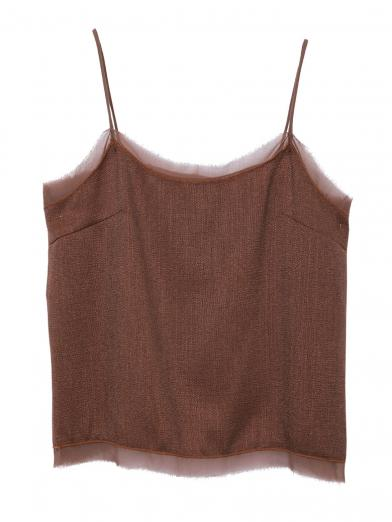 LINEN LIKE CAMI TOP