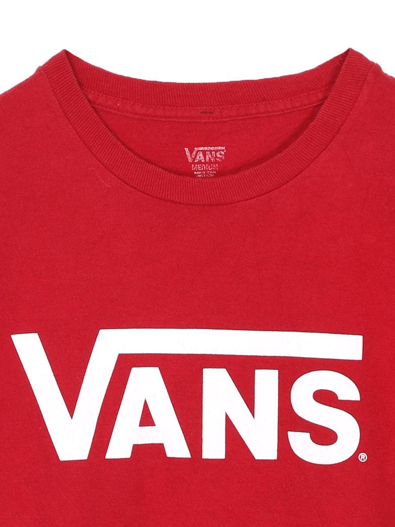 VINTAGE TEE/VANS