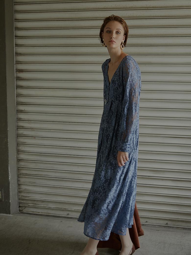 2WAY LAYLA LACE DRESS