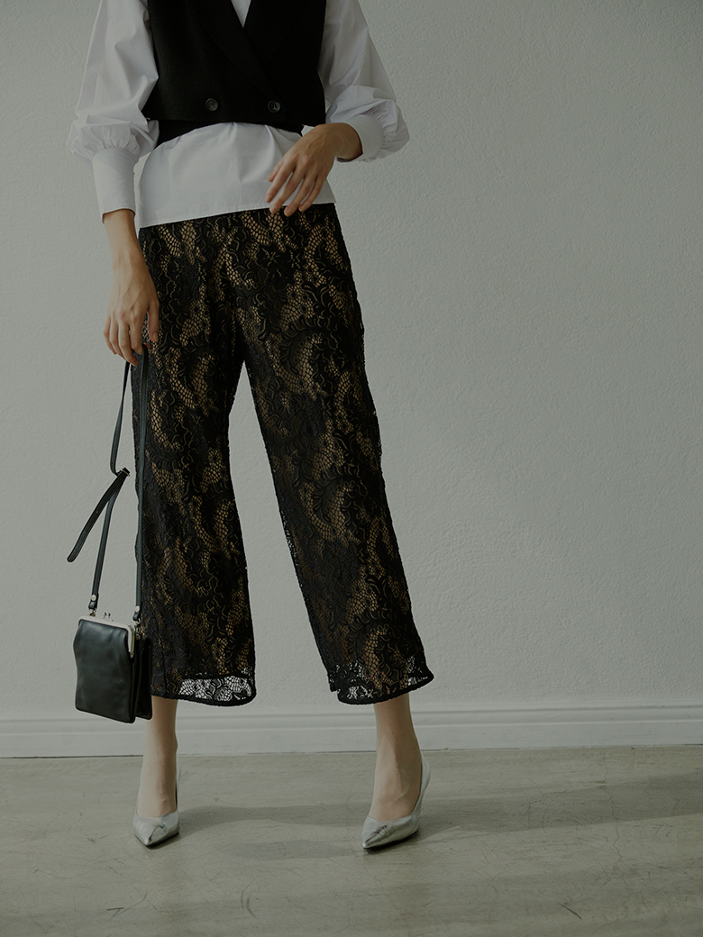 LAYLA LACE PANTS