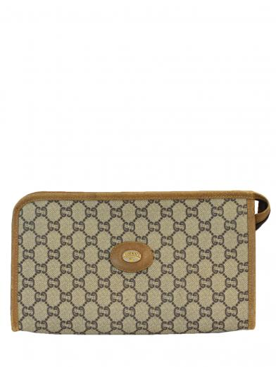 GUCCI GG柄 CLUTCH BAG