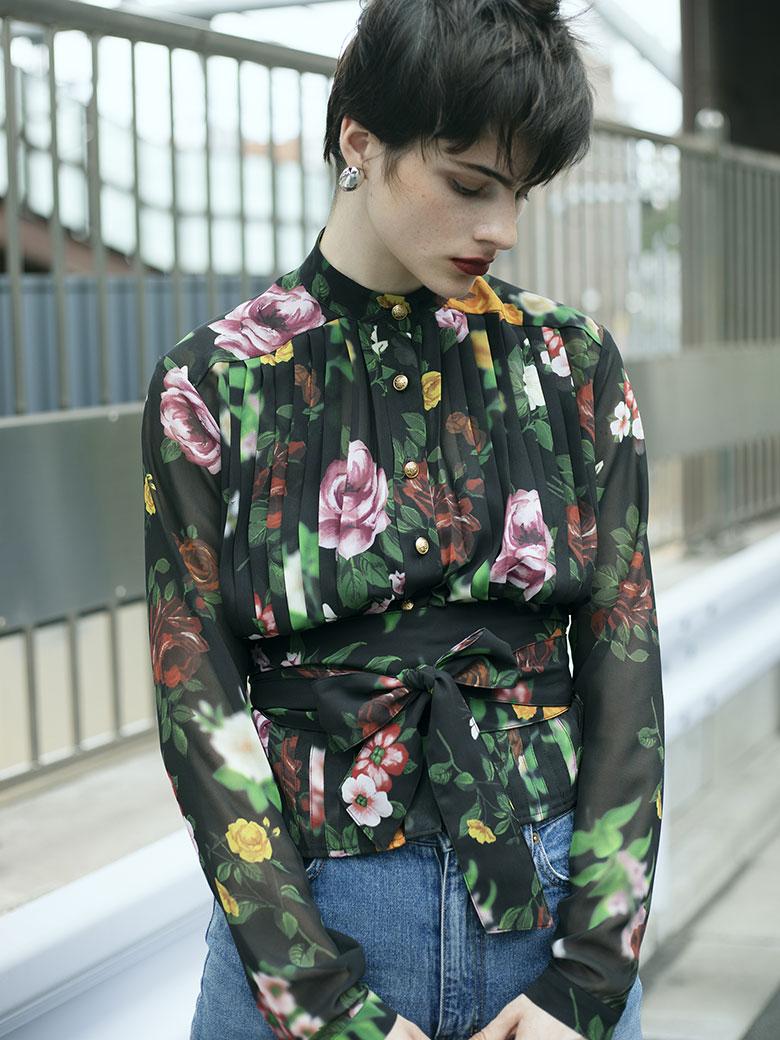 COCO FLOWER SHIRT