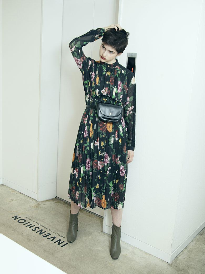COCO FLOWER DRESS