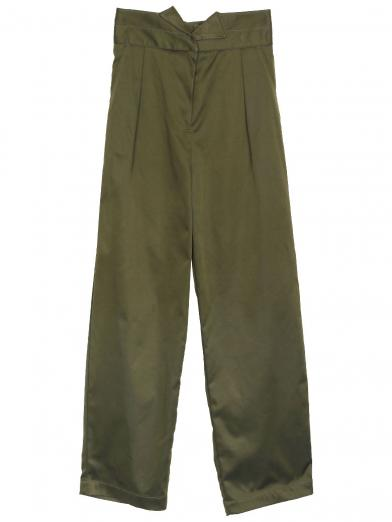 OVAL CHINO LIKE PANTS