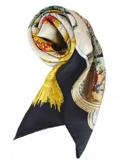 HERMES ARISTOCRACY SCARF