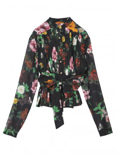 COCO FLOWER SHIRT