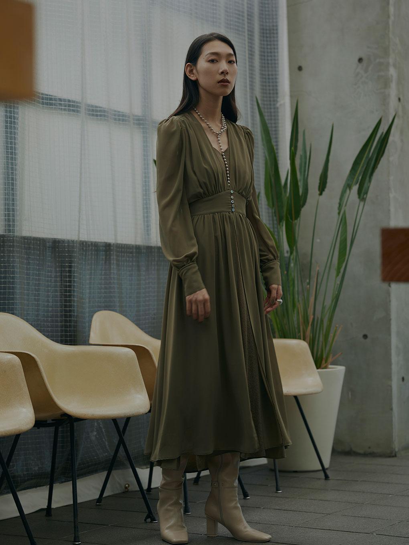 SOPHIA LAYERED DRESS