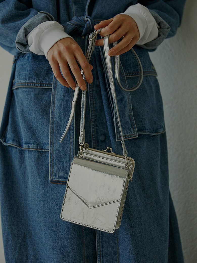 CONNECTION PURSE BAG