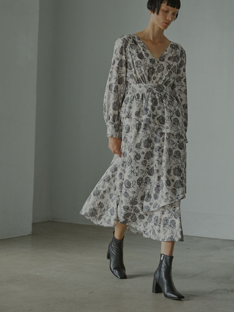 CHARLOTTE ARCHAIC DRESS