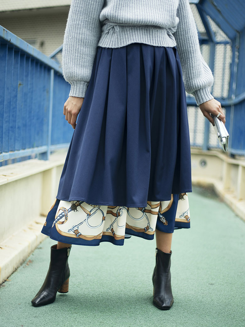 WENDY LAYERED SKIRT