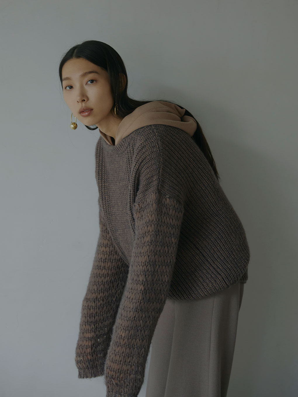 SWEAT FUSION KNIT