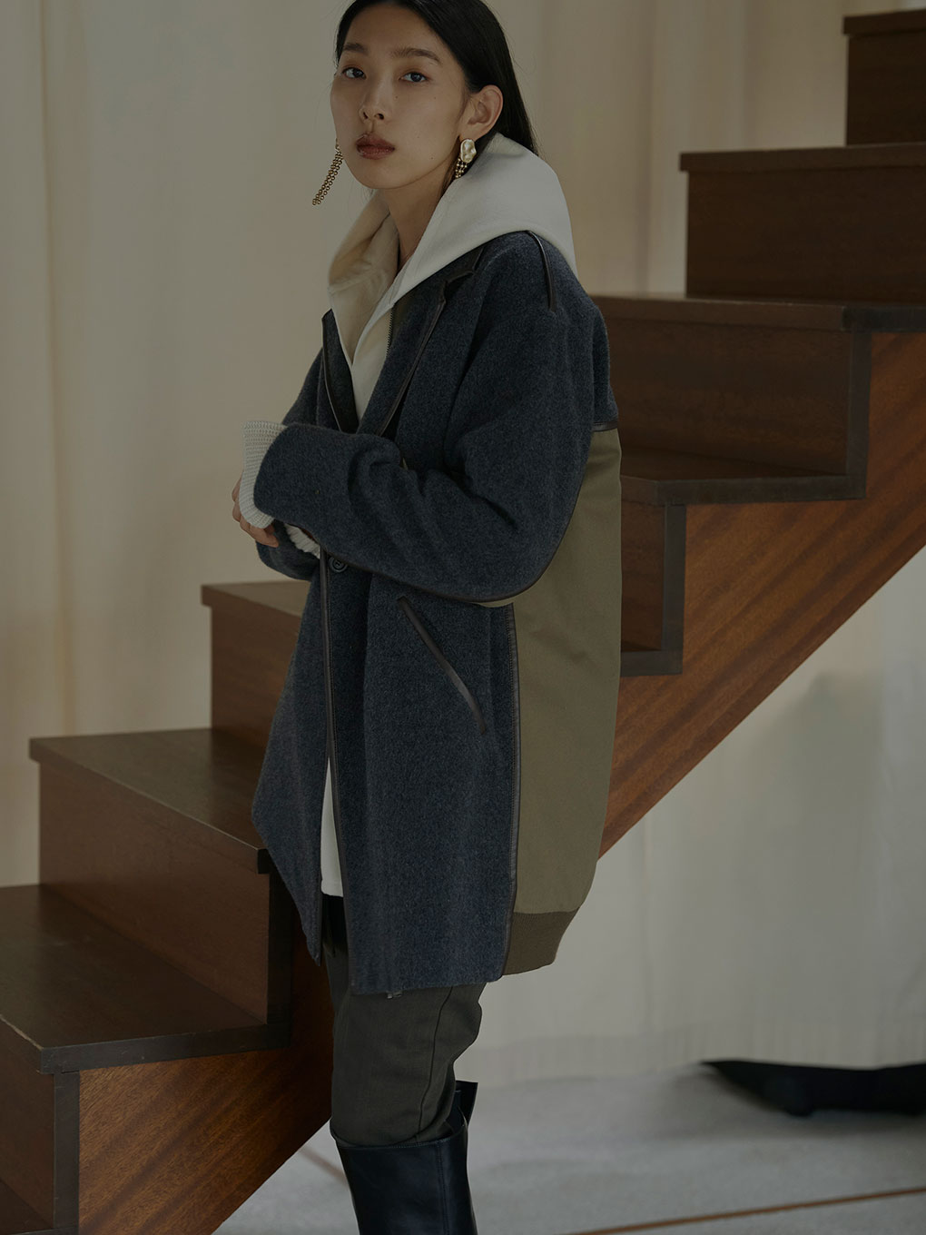 MA-1 DOCKING CHESTER COAT