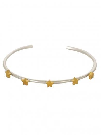 VINTAGE LIKE STAR BANGLE