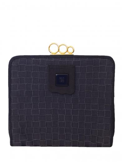 FENDI WEAVE CLUTCH BAG