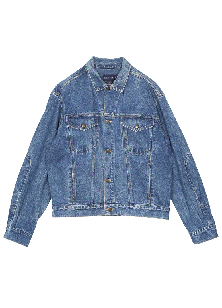 VINTAGE/DENIM JACKET CALVIN KLEIN