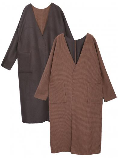 REVERSIBLE BONDING COAT