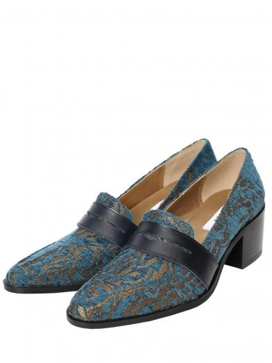 DAMASK JACQUARD LOAFER