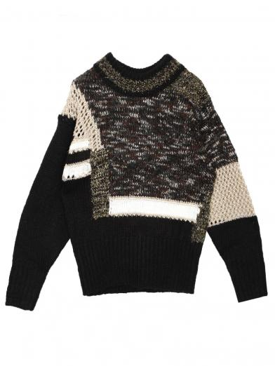 SPARKLE LAME KNIT