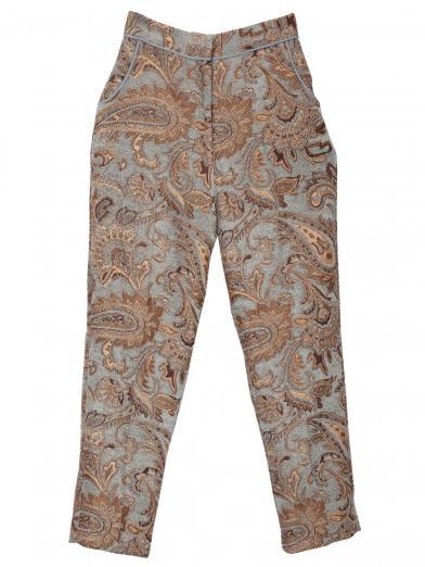 PAISLEY RUG PANTS
