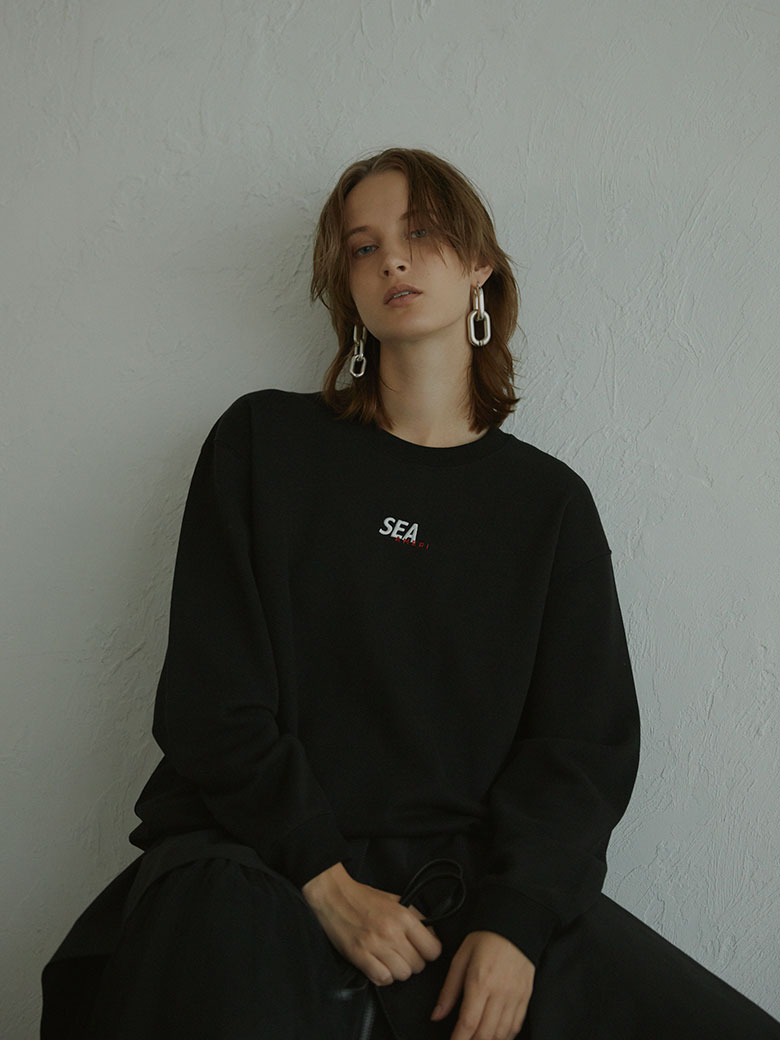 WIND AND SEA COLLAB SWEAT