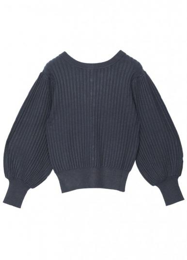 RETRO PUFF MINI KNIT