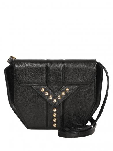 YSL STUDS Y SHOULDER BAG