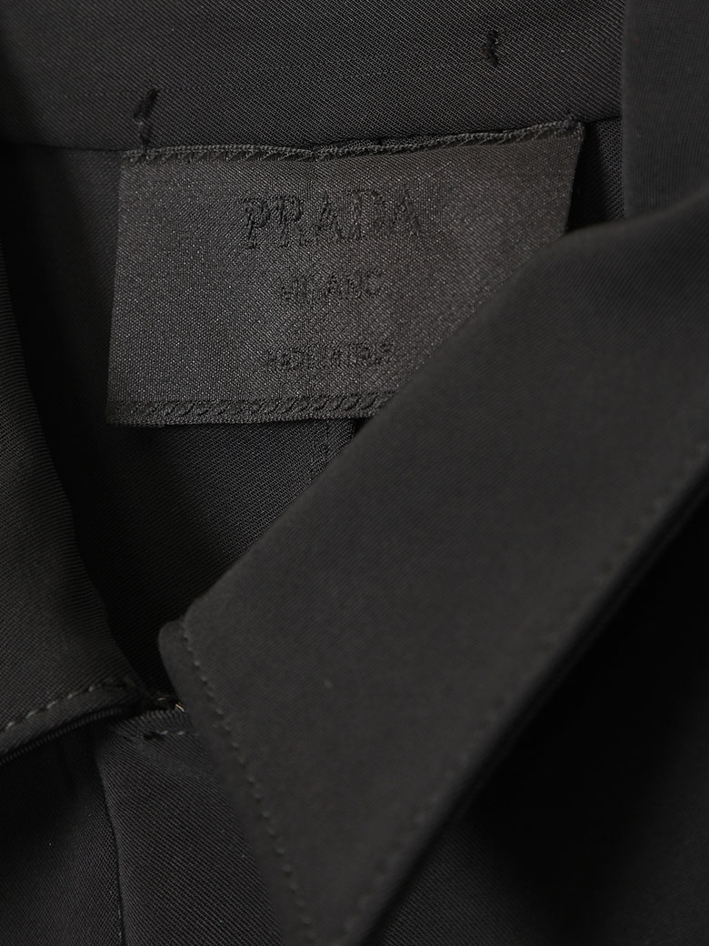PRADA TAPE ATTACHED COAT