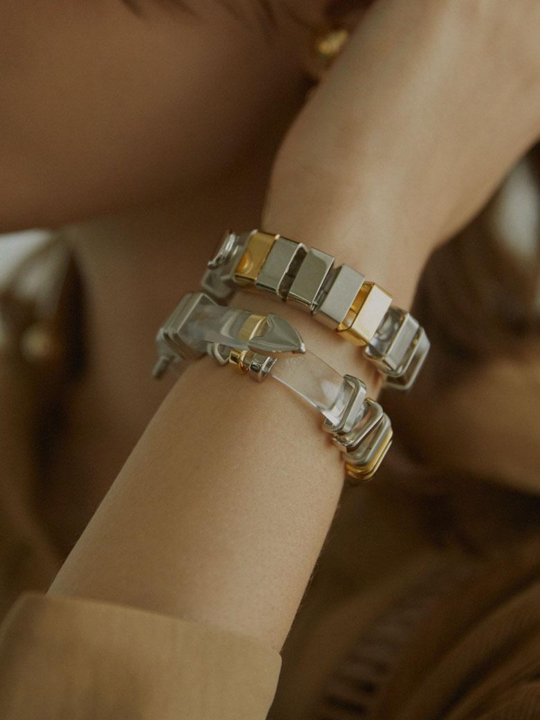 Bijou R.I PVC Double Brace