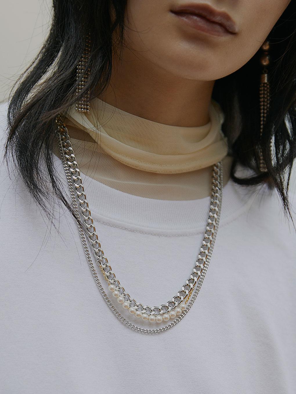 Bijou R.I Kihei Chain Necklace