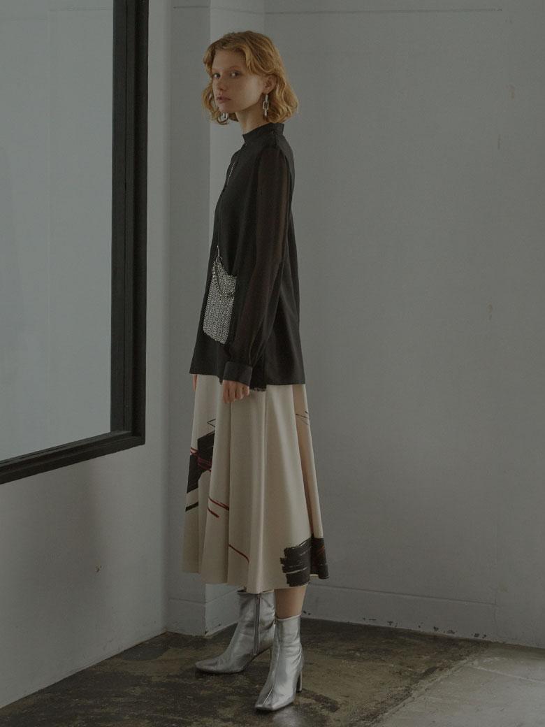 MOTTY COLLAB DRESS