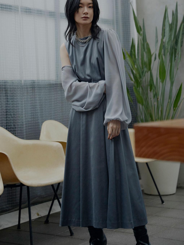 UNDRESSED BOLERO SET DRESS