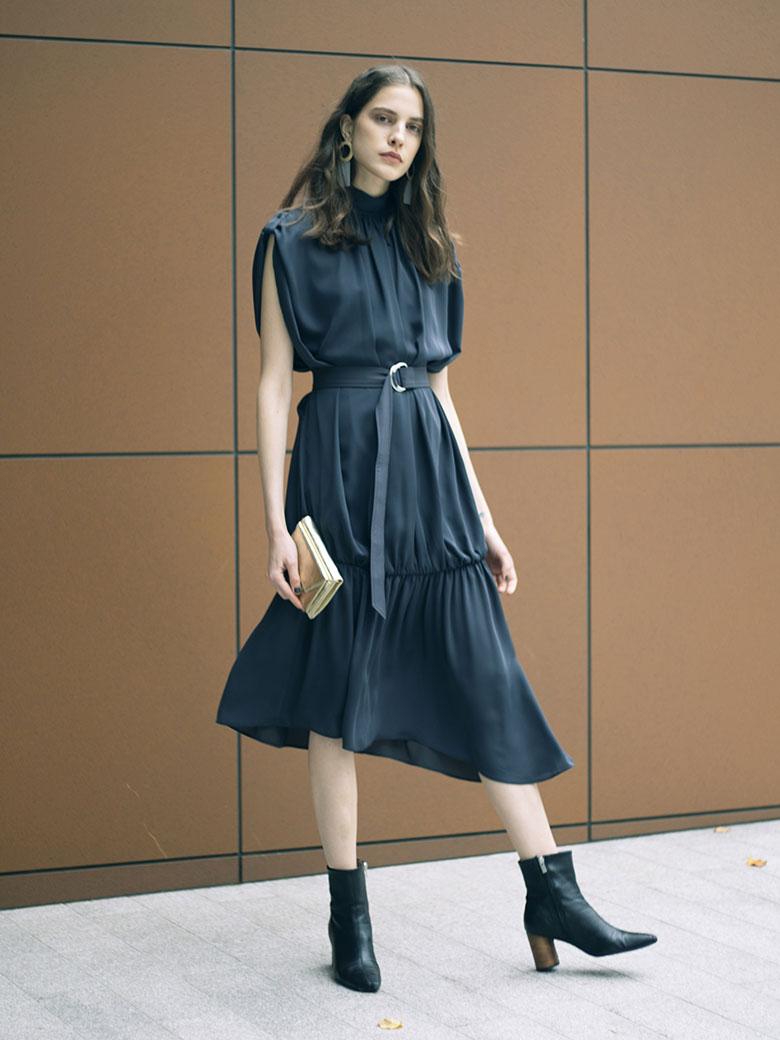 RILEY LOW WAIST DRESS