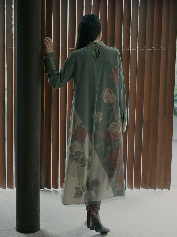 3WAY ALYSSA SMOCK DRESS