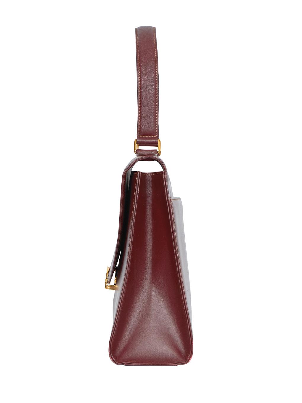 CARTIER ケリー型  HAND BAG