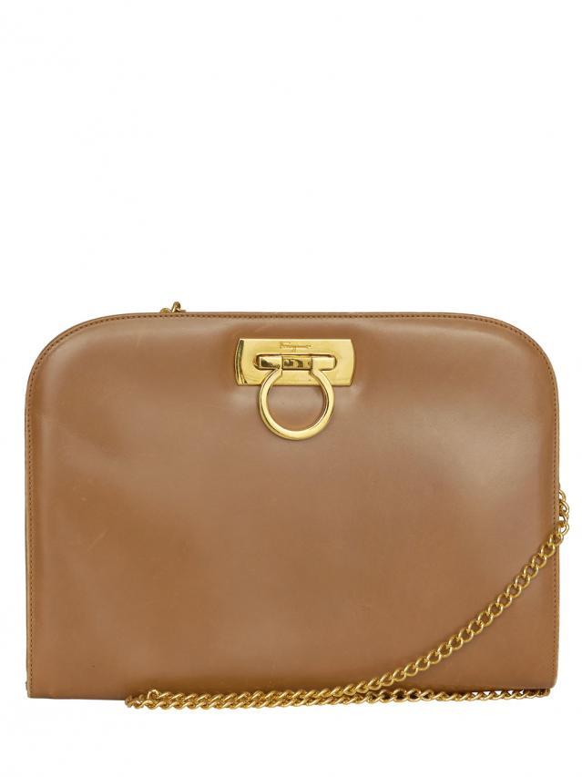 Ferragamo  CHAIN SHOULDER BAG