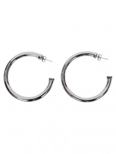 MASLOJEWELRY Hoop Pierce-Large
