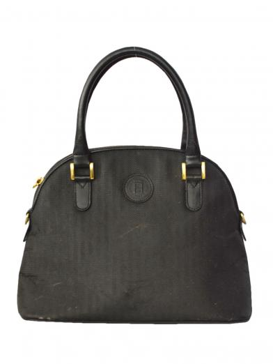 FENDI HALF MOON HAND BAG