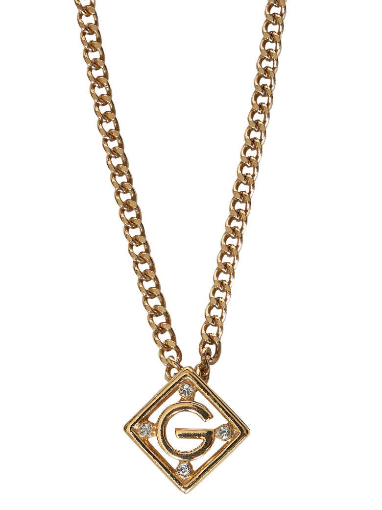 GIVENCHY Gモチーフ NECKLACE